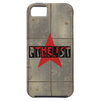 Atheist Star iPhone 5 Covers