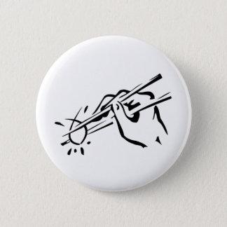 Atheist  Sushi! (ichthys) Pinback Button
