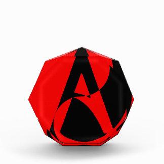 Atheist symbol awards