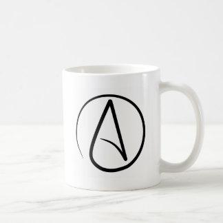 Atheist Symbol Coffee Mug