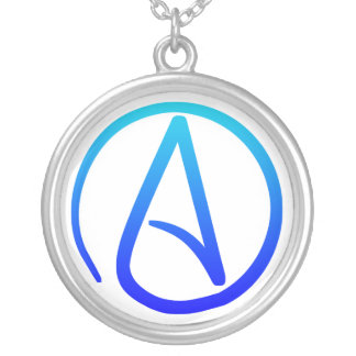 Atheist Symbol Necklace