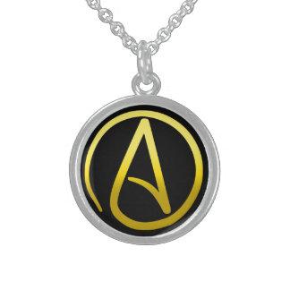 Atheist Symbol Necklace