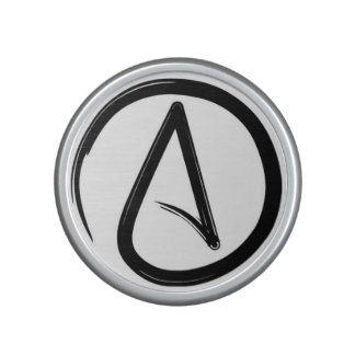 Atheist Symbol Speaker