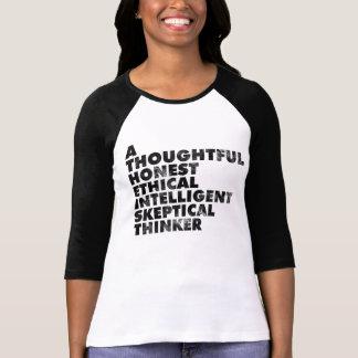Atheist! Tee Shirt