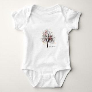 Atheist Tree Baby Bodysuit