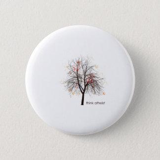 Atheist Tree Button