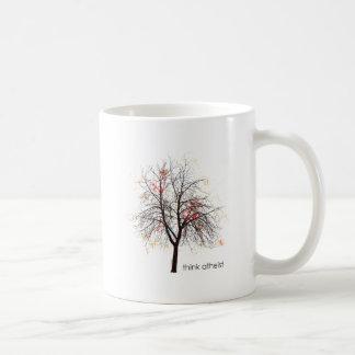 Atheist Tree Coffee Mugs
