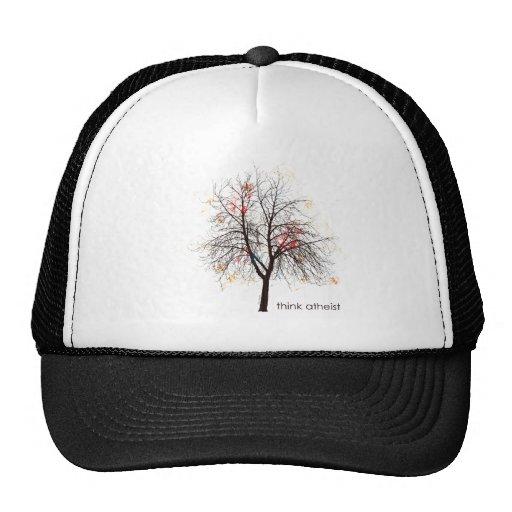 Atheist Tree Trucker Hat