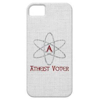 ATHEIST VOTER iPhone 5 CASE