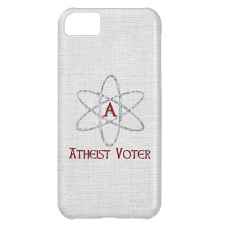 ATHEIST VOTER iPhone 5C CASE