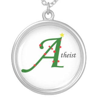 Atheist Xmas Necklaces