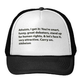 #Atheists Atheists, I get it: Hats