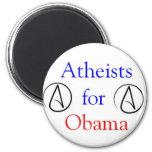 Atheists for Obama Fridge Magnets