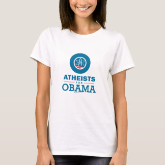 Atheists for Obama T-Shirt