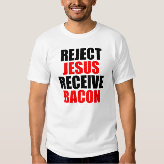 Atheists Love Bacon T Shirts