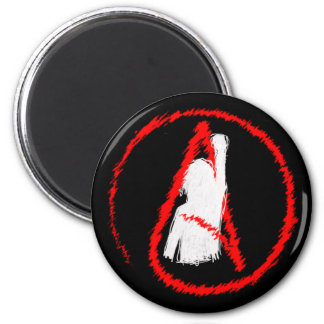 Atheists Unite 2 Inch Round Magnet