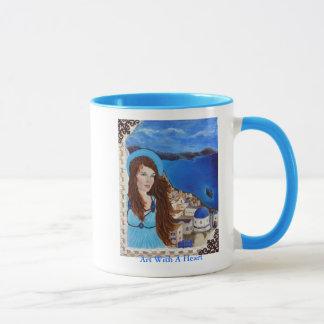Athena An Earthangel of Wisdon and Strength Mug