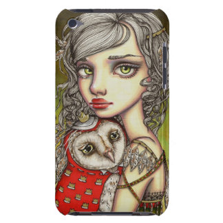 Athena and her Royal Companion Barely There iPod Cover