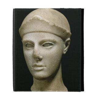 Athena de Aegina, llevando un casco, jefe de a