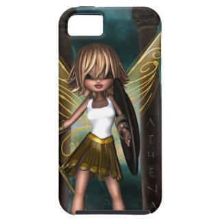 Athena Fairy iPhone 5/5S Cases