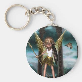 Athena Fairy Keychain