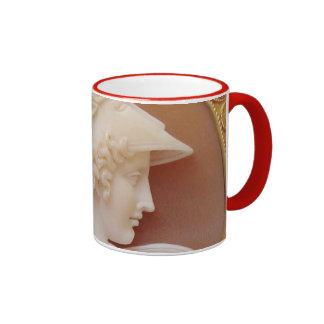 Athena - Goddess of Athens Ringer Mug