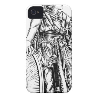 Athena Greek Goddess iPhone 4 Cover