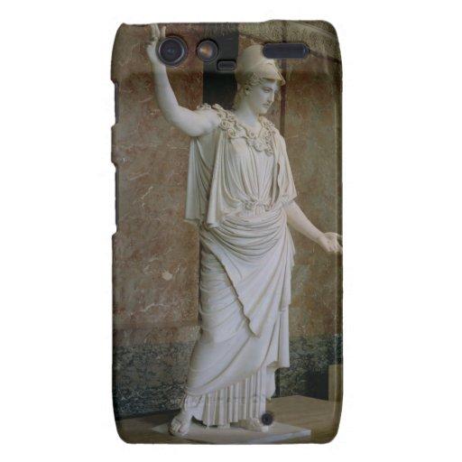 Athena, Griego, probablemente del siglo V A.C. (má Motorola Droid RAZR Funda