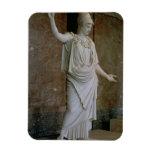 Athena, Griego, probablemente del siglo V A.C. (má Imanes Rectangulares