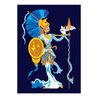 Athena Invitations