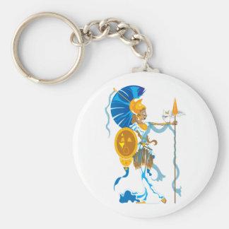 Athena Keychain
