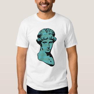 Athena Marble Statue Tee Shirt