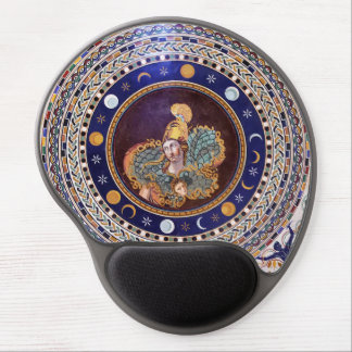 Athena mosaic in the Vatican Museums Gel Mouse Pad