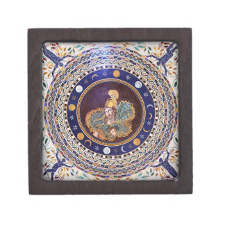 Athena mosaic in the Vatican Museums Premium Gift Boxes