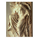 Athena Nike adjusting her sandal, c.420-420 BC Postcard
