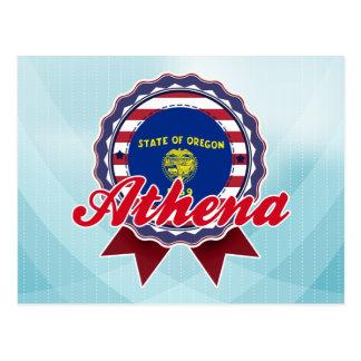 Athena, O Tarjeta Postal