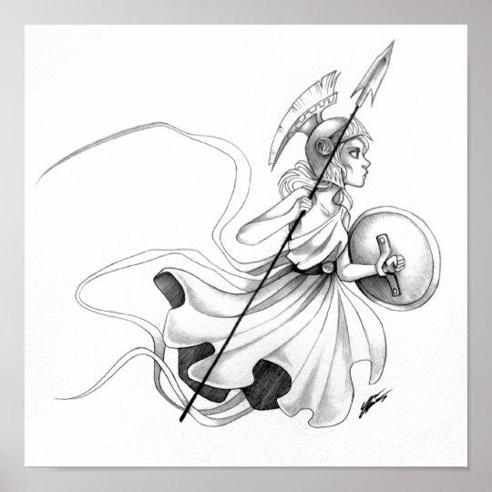 Athena Poster