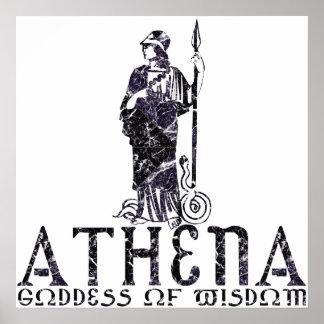 Athena Póster