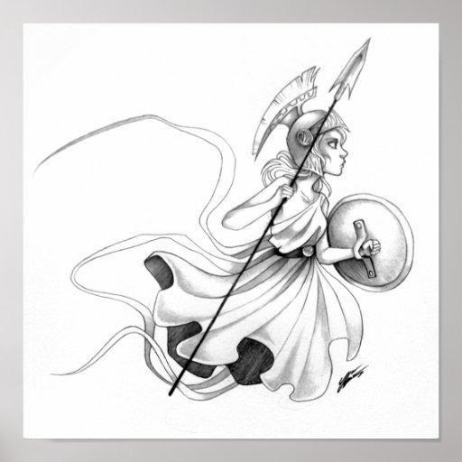 Athena Posters
