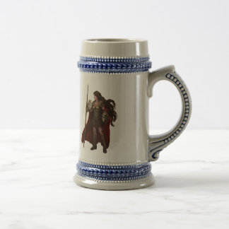 Athena Stein Mug