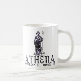 Athena Taza Básica Blanca