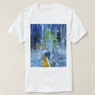 """Athena Underwater"" T-Shirt"