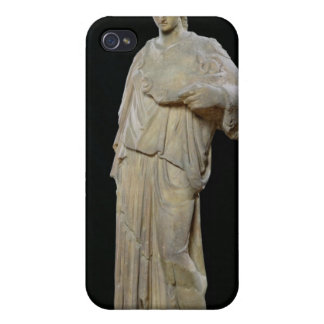 Athena with a cist, Roman copy of a 4th century iPhone 4 Cover