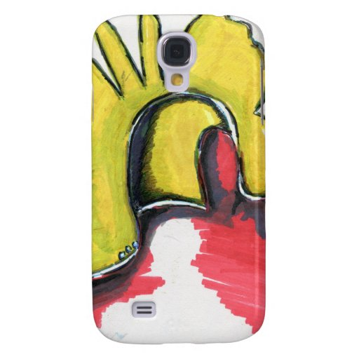Athenas Aegis Mars Knows My Heart Galaxy S4 Cover