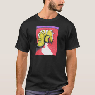 Athenas Aegis Mars Knows My Heart T-Shirt
