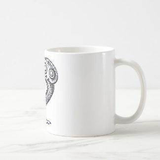 Athena's Owl Classic White Coffee Mug