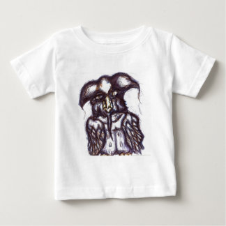 Athenas Owl of The Examined Life Baby T-Shirt