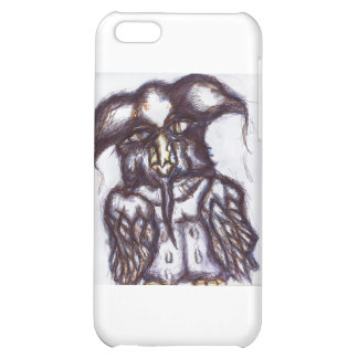 Athenas Owl of The Examined Life iPhone 5C Cover