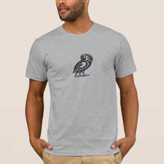 Athena's Owl T-Shirt