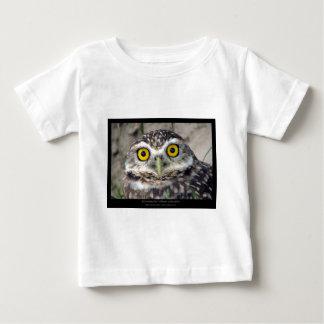 Athene cunicularia - Burrowing Owl 01 Baby T-Shirt